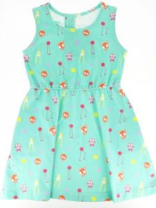 Vestido monsters